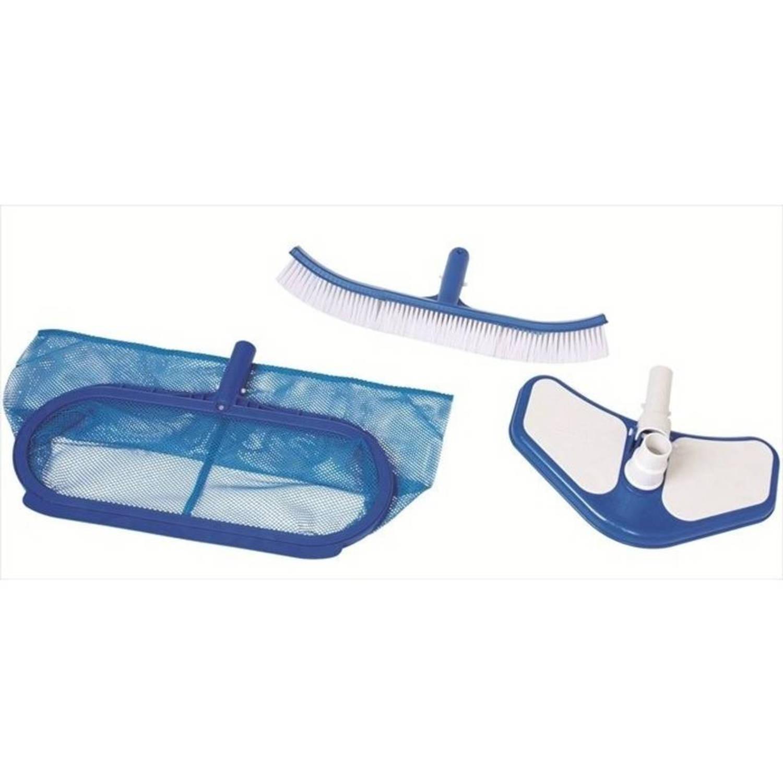 Intex luxe zwembad schoonmaakset