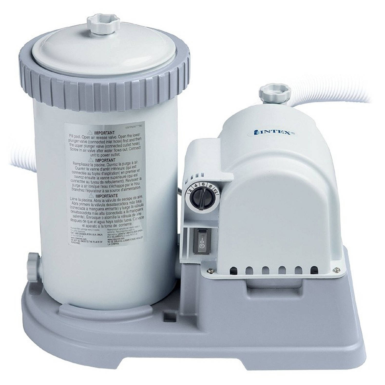Intex cartridge filterpomp 9463 l/u (28634GS)