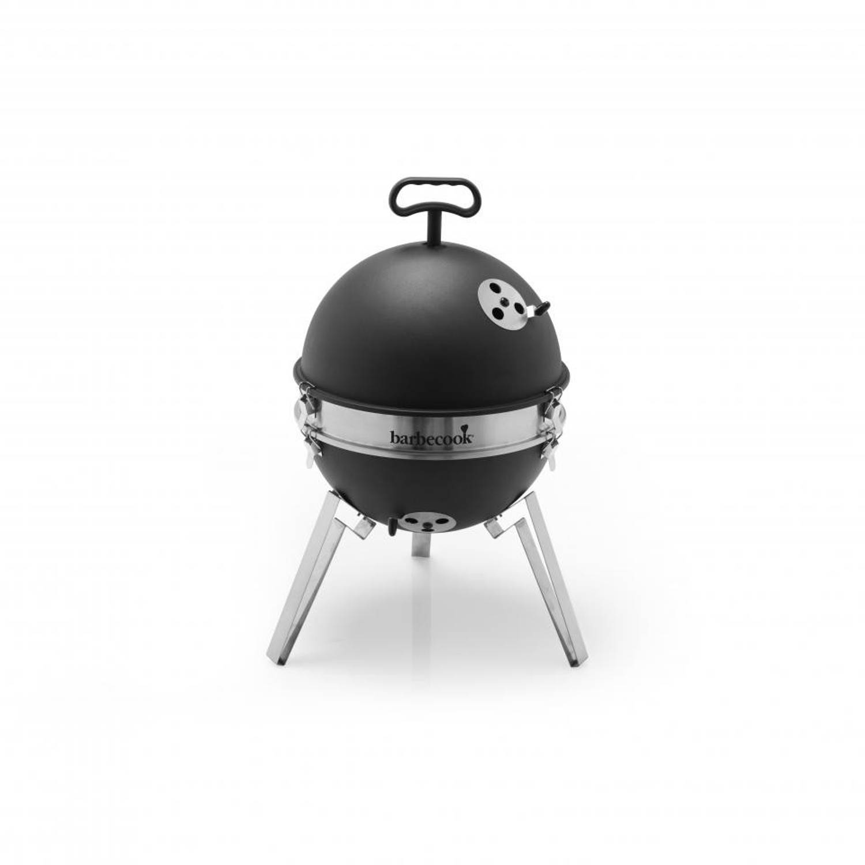 Barbecook Billy houtskoolbarbecue - zwart