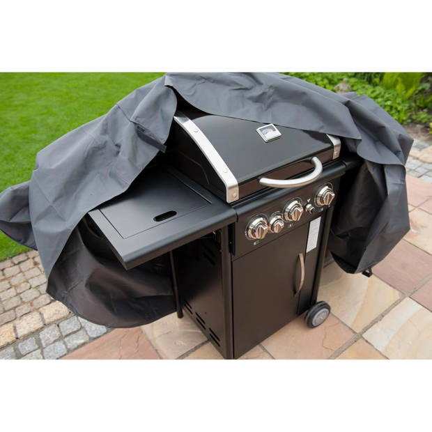 Nature beschermhoes voor gasbarbecue - 125x180x80 cm