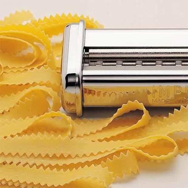 """Imperial Kitchen Opzetstuk voor de """"Past-a-Fast"""" - snijwals reginette lasagnette 12mm"""