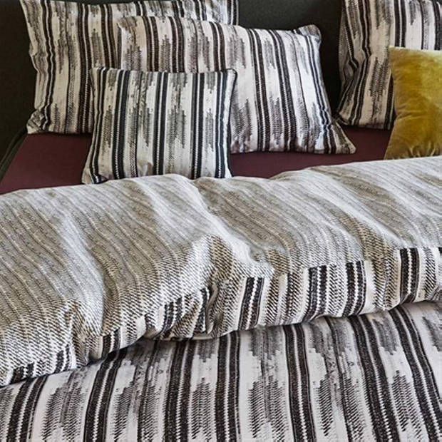 Essenza Berber dekbedovertrek - Lits-jumeaux (240x200/220 cm + 2 slopen)
