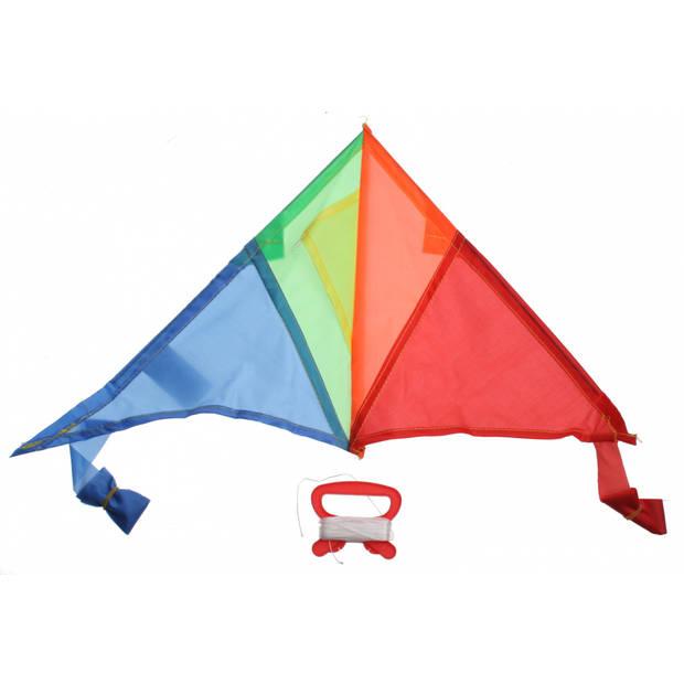 Eddy Toys mini vlieger 45 x 25 cm