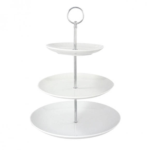 Etagere rond - 3-laags