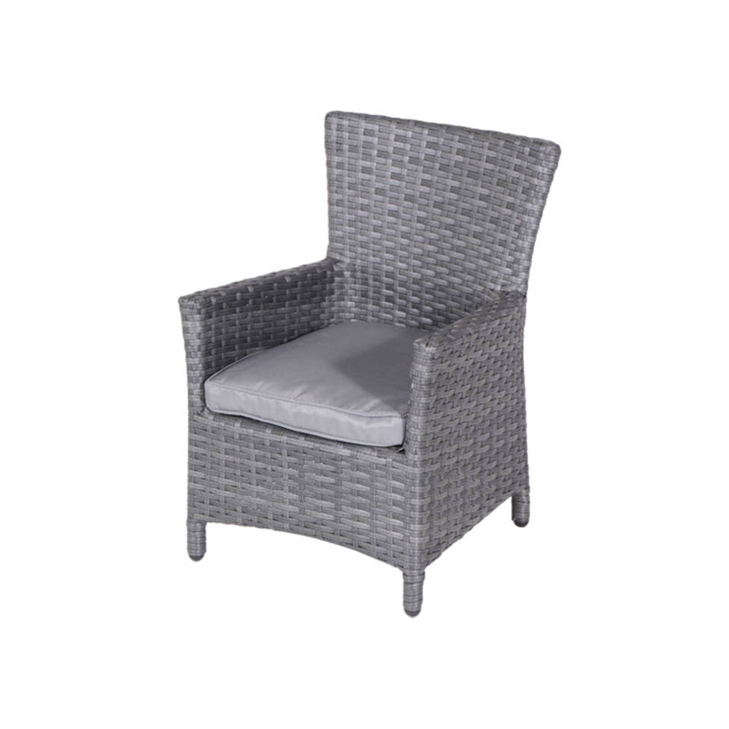 Puck Kinder Dining Fauteuil Earl Grey