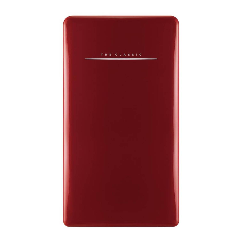 Daewoo koelkast Retro FN153R - rood
