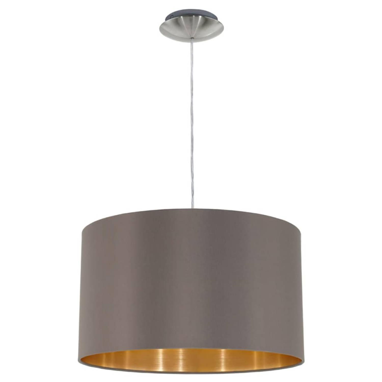 EGLO hanglamp Maserlo D38 cm cappuccino 31603