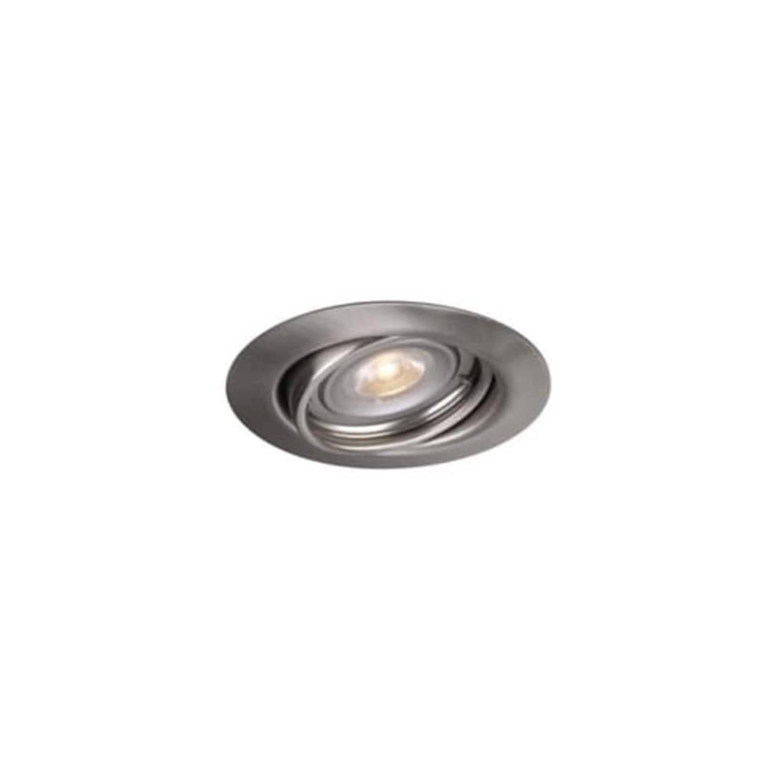 Massive Opal Verzonken nikkel 3x 35W 230V