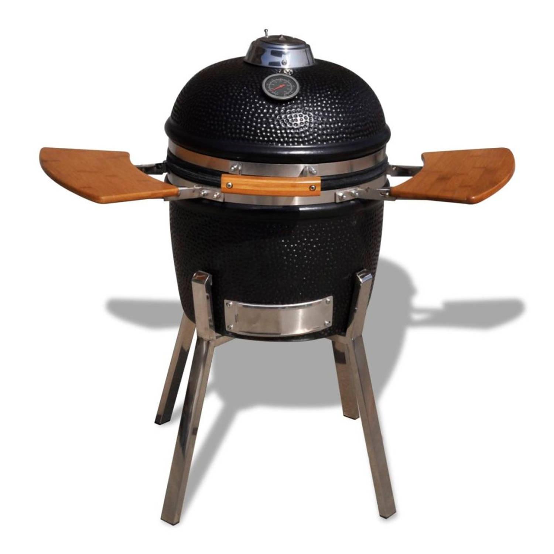 Vidaxl Kamado Barbecue 81 Cm Keramiek