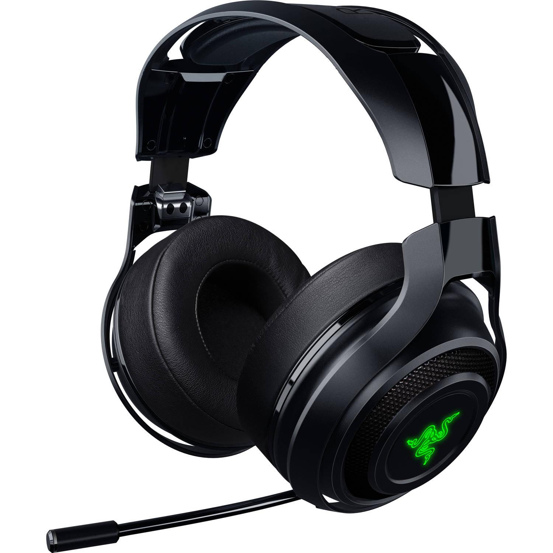 ManO'War wireless PC gaming headset