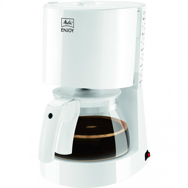 Melitta koffiezetapparaat Enjoy - wit
