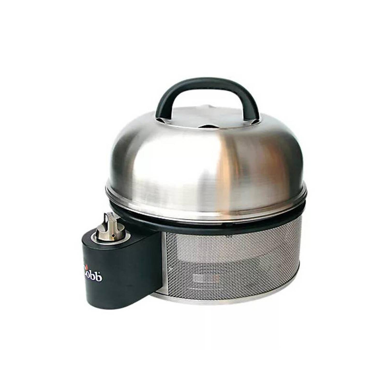 Cobb Premier Gas Tafelmodel Gasbarbecue - Ø 30 cm - RVS