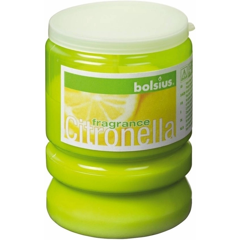 Bolsius Partylight Kaars - Lime groen - Citronella - 12 stuks