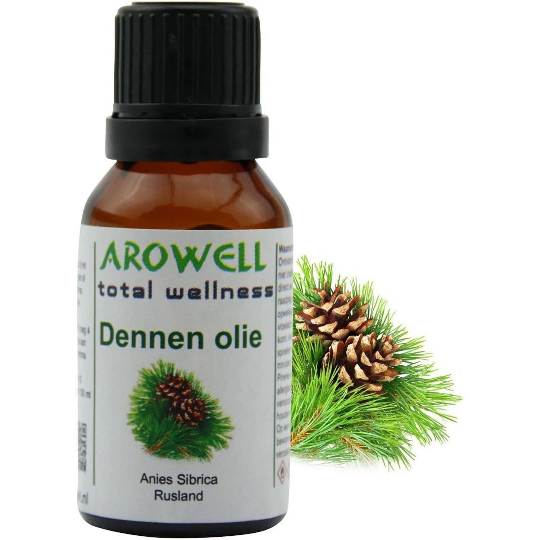Arowell - Dennen etherische olie - geurolie - 15 ml (Abies Sibirica)