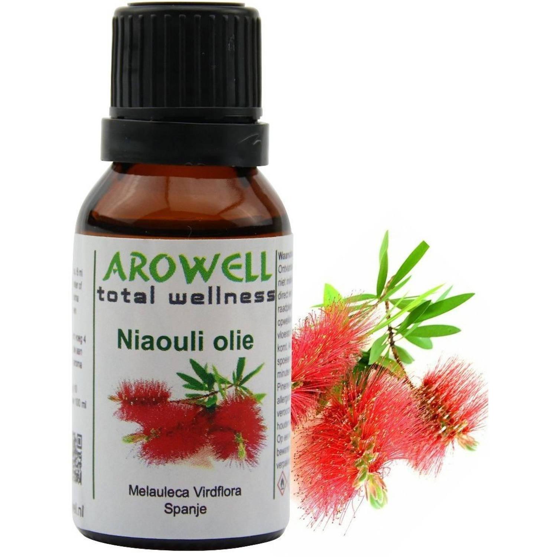 Arowell - Niaouli etherische olie - geurolie - 15 ml (Melaleuca Viridiflora)