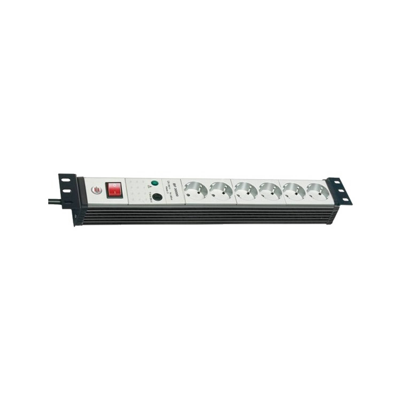 Premium-Line 30000A +surge protection 6x
