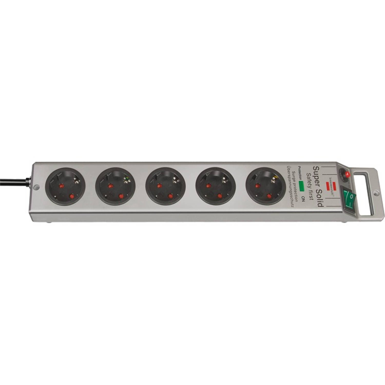 Super-Solid 13500A +surge protection 5x