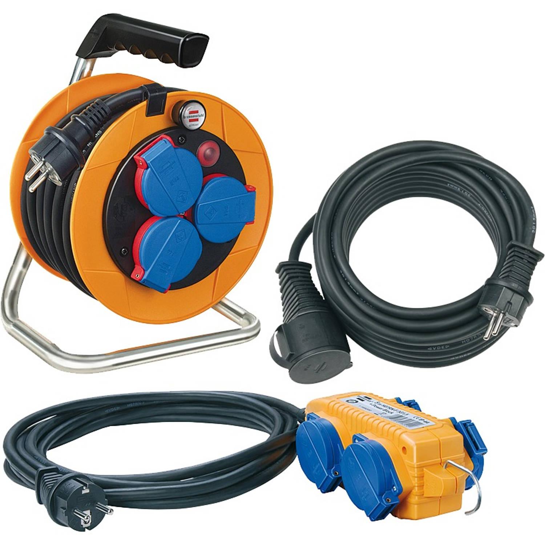 Power-Pack Kabelhaspel 10m H07RN-F 3G1,5