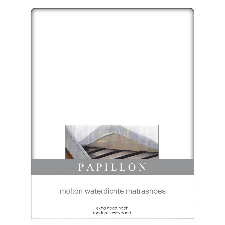 Hoeslaken Molton Waterdicht Papillon-180 x 200 cm