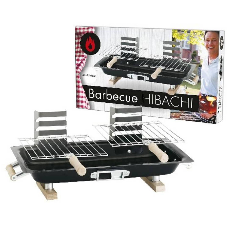 Hibachi Barbecueset