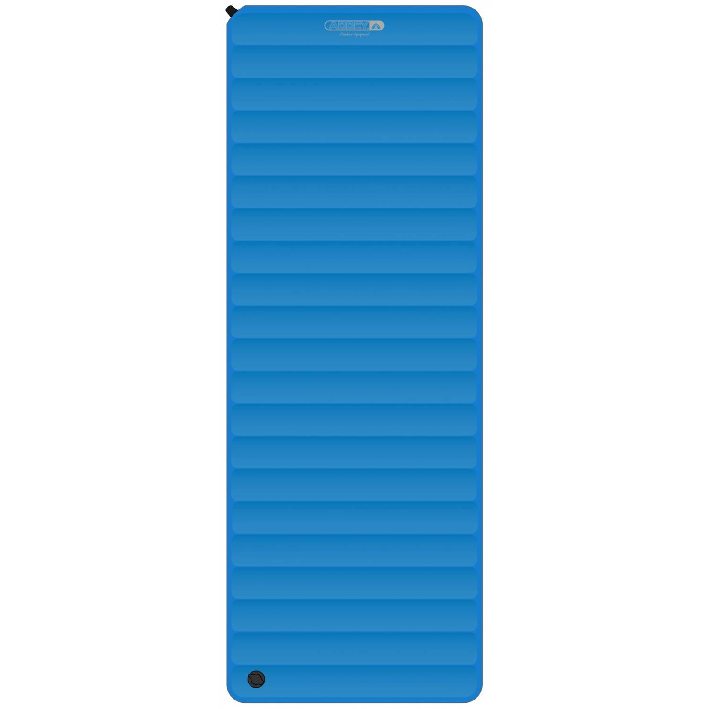Afbeelding van Abbey luchtbed pongee eenpersoons polyester blauw