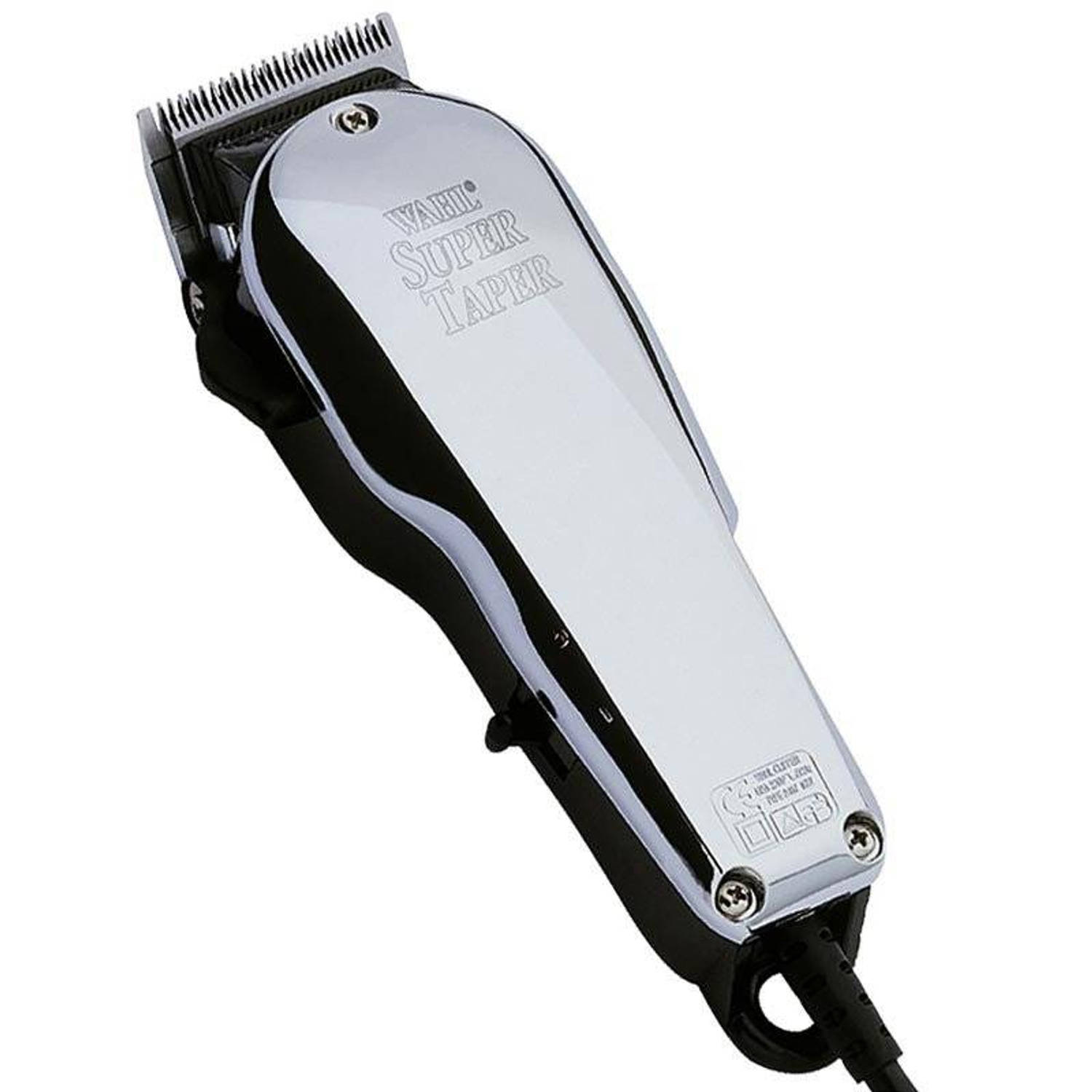Wahl Tondeuse Super Taper Chroom