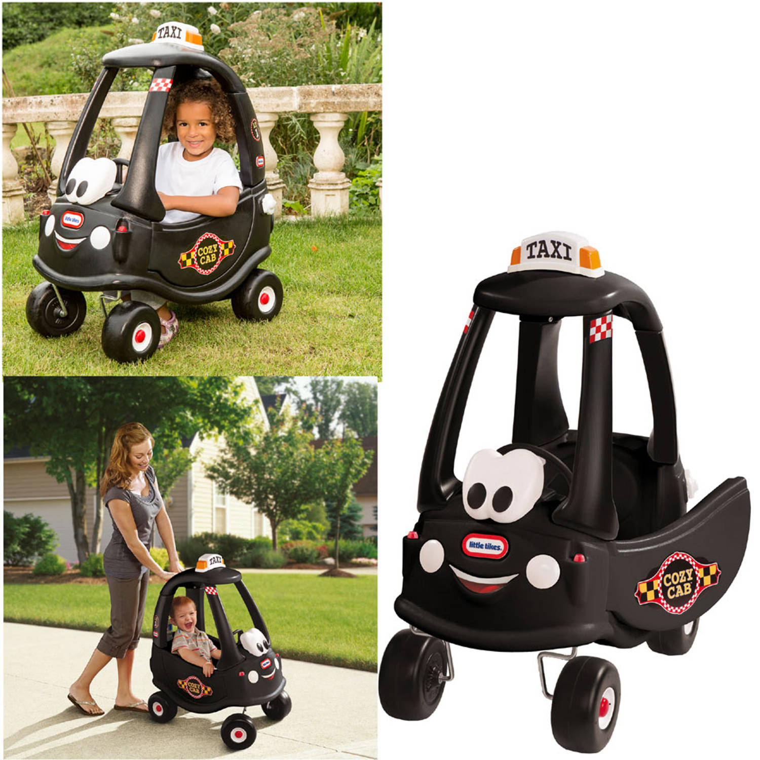 Little Tikes Cozy Coupe Taxi - Loopauto