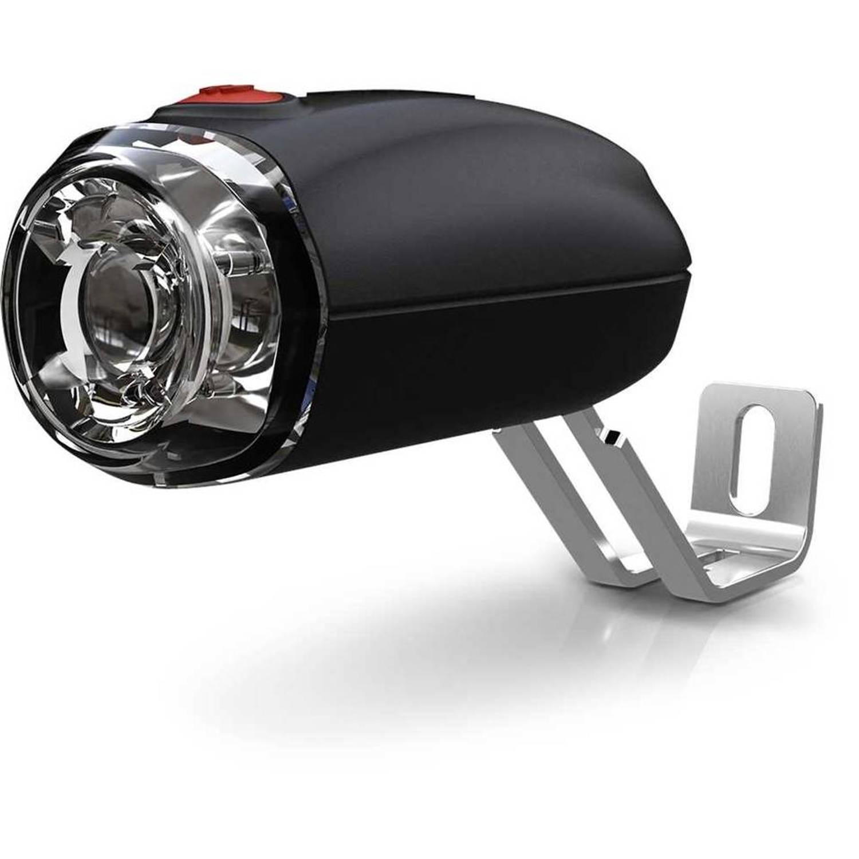 Herrmans Voorlicht LED H-Nova Batterij On/Flash/Off Zwart | Blokker