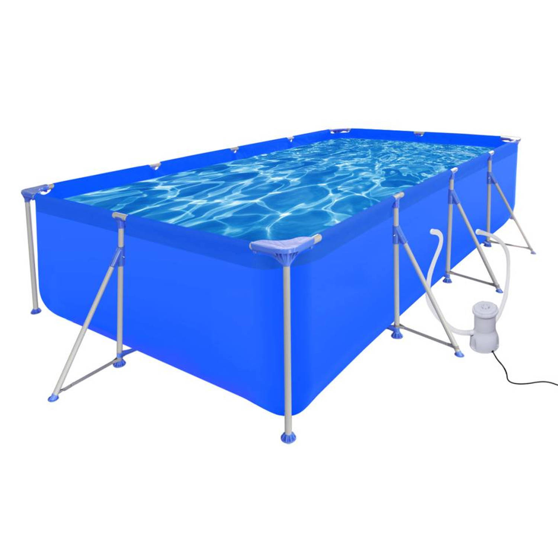 Alle bedrijven online pomp pagina 31 for Zwembad rechthoekig met pomp