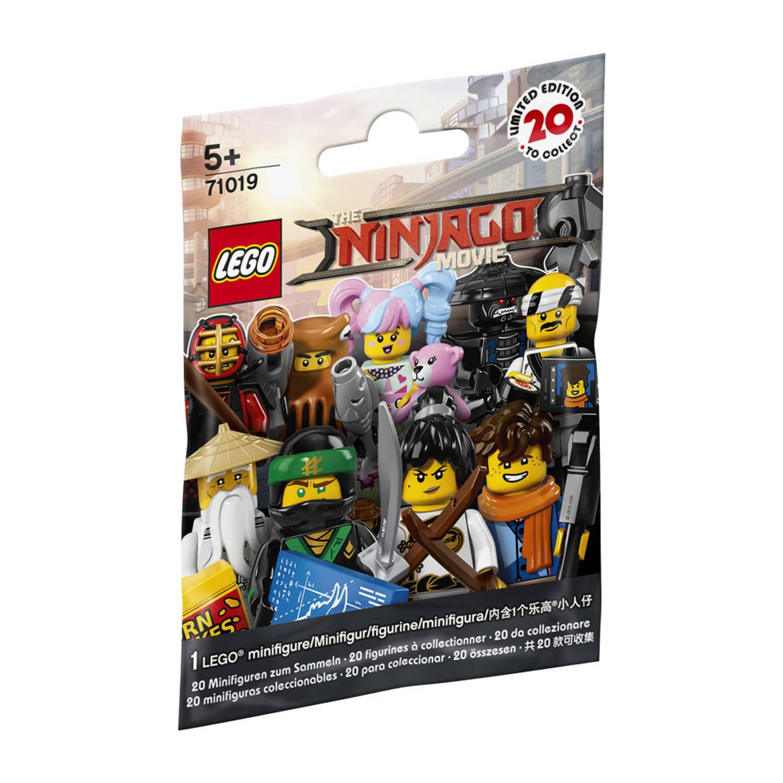 Extreem LEGO Ninjago film minifiguren 71019 | Blokker HN46