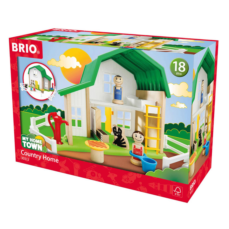 BRIO boerderij huis 30313