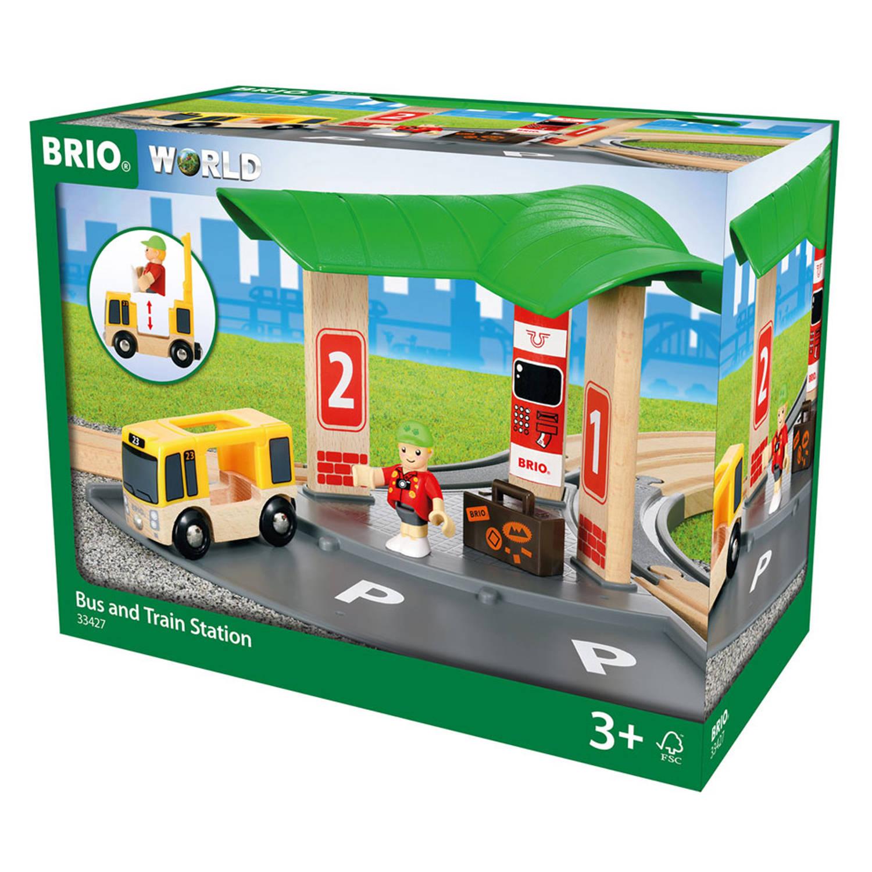BRIO bus- en treinstation 33427
