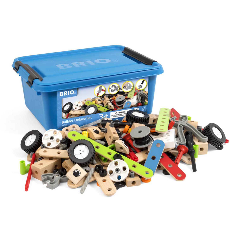 BRIO Builder Deluxe set - 34590