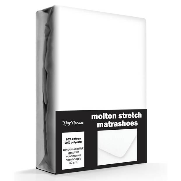 Molton Stretch Hoeslaken Day Dream-160 x 200 cm