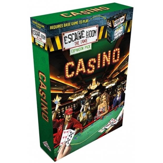 Identity Games Escape Room Casino uitbreidingsset