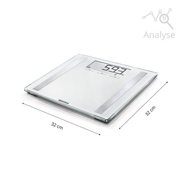 Soehnle Shape Control 200 lichaamsanalyse weegschaal