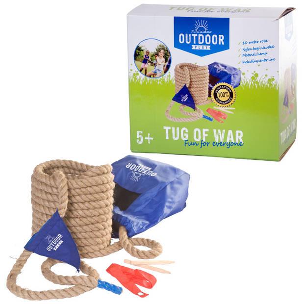 Outdoor Play touwtrekken - 10 meter