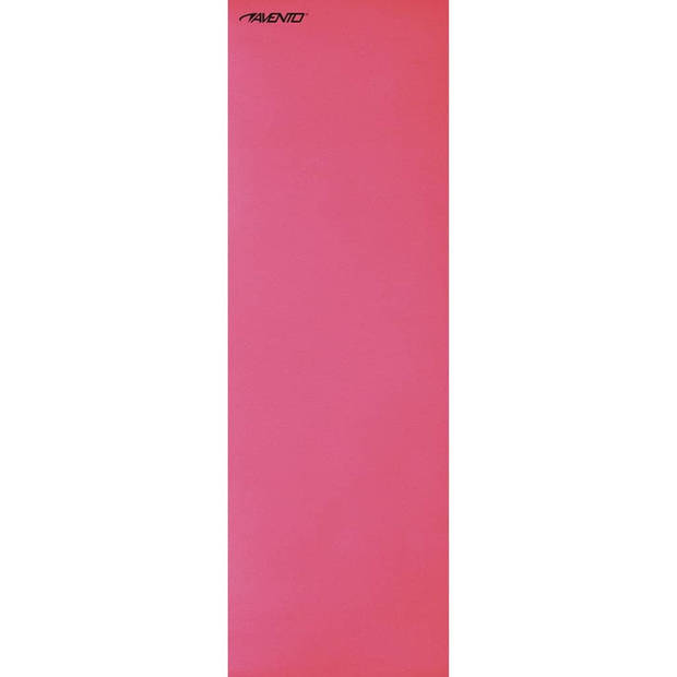 Avento Fitness-/yogamat roze 160x60 cm PE 41VG-ROZ-Uni