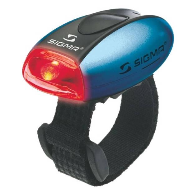 Sigma achterlicht Micro led blauw/rood