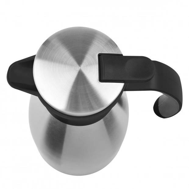 Tefal Soft Grip K30432 RVS isoleerkan - 1.5 l - zwart