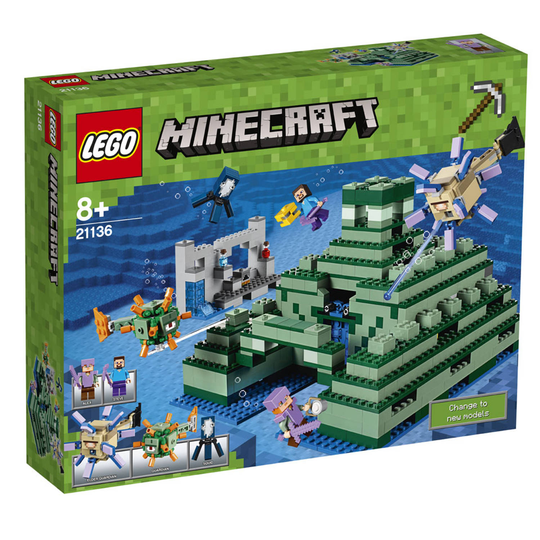 Het oceaanmonument Lego (21136)