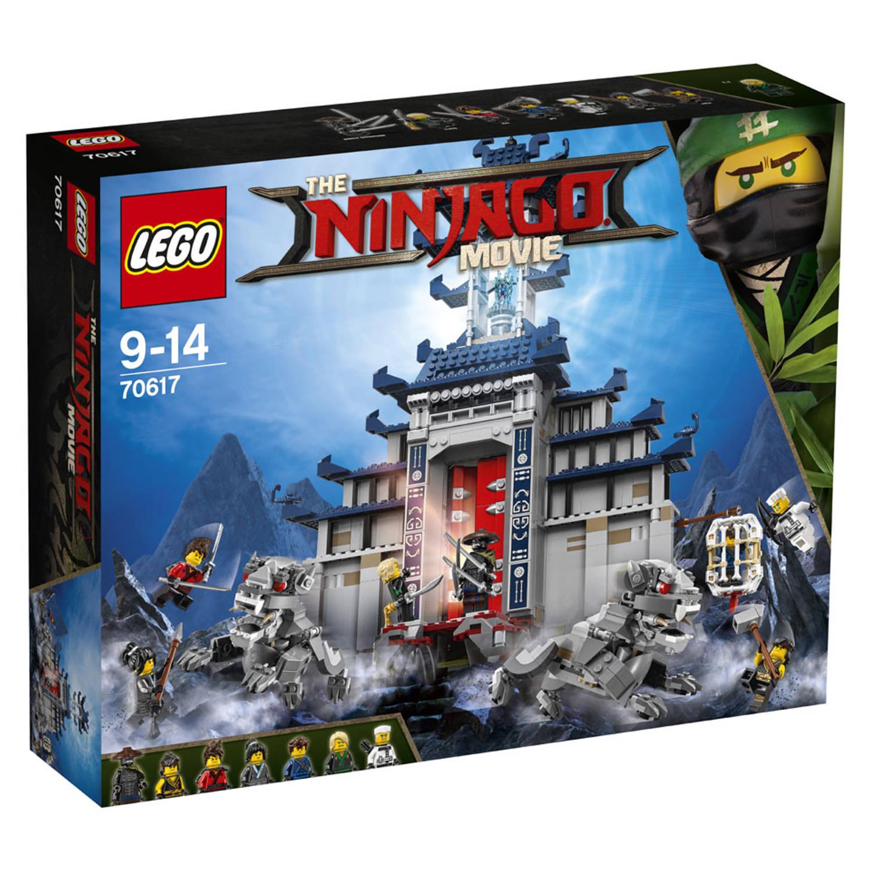 Beroemd LEGO Ninjago tempel van het ultieme wapen 70617 | Blokker CB46