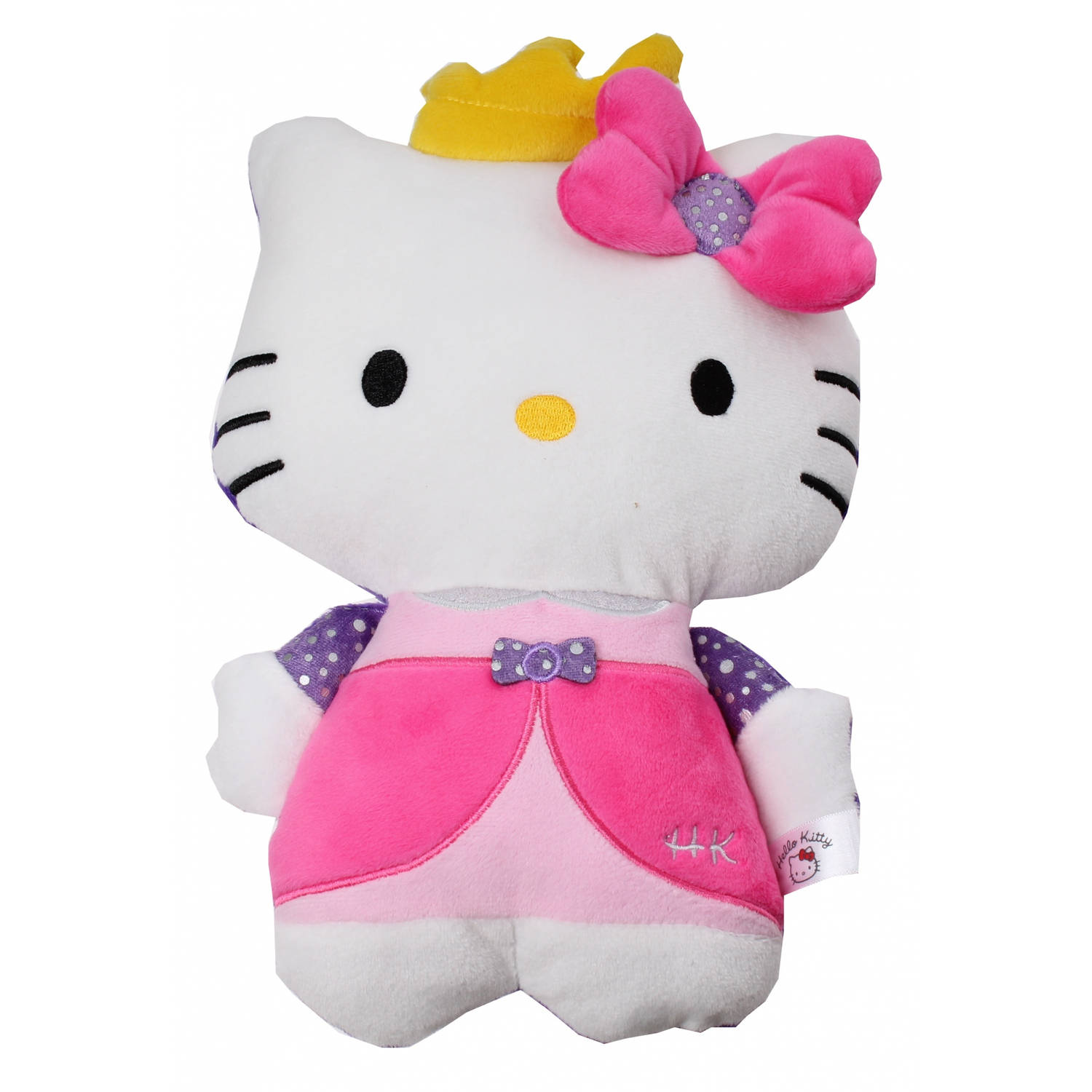 Hello Kitty Wc Bril.Hello Kitty Knuffel Doll Pluche Roze 40 Cm Blokker
