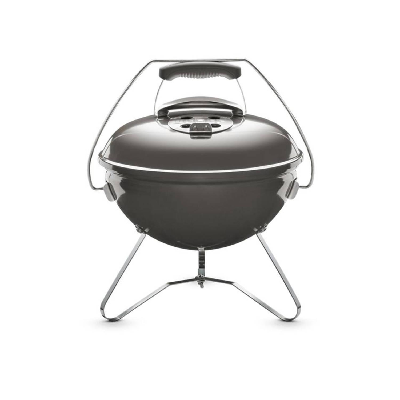Weber Smokey Joe Premium Houtskoolbarbecue ø 37 Cm Grijs