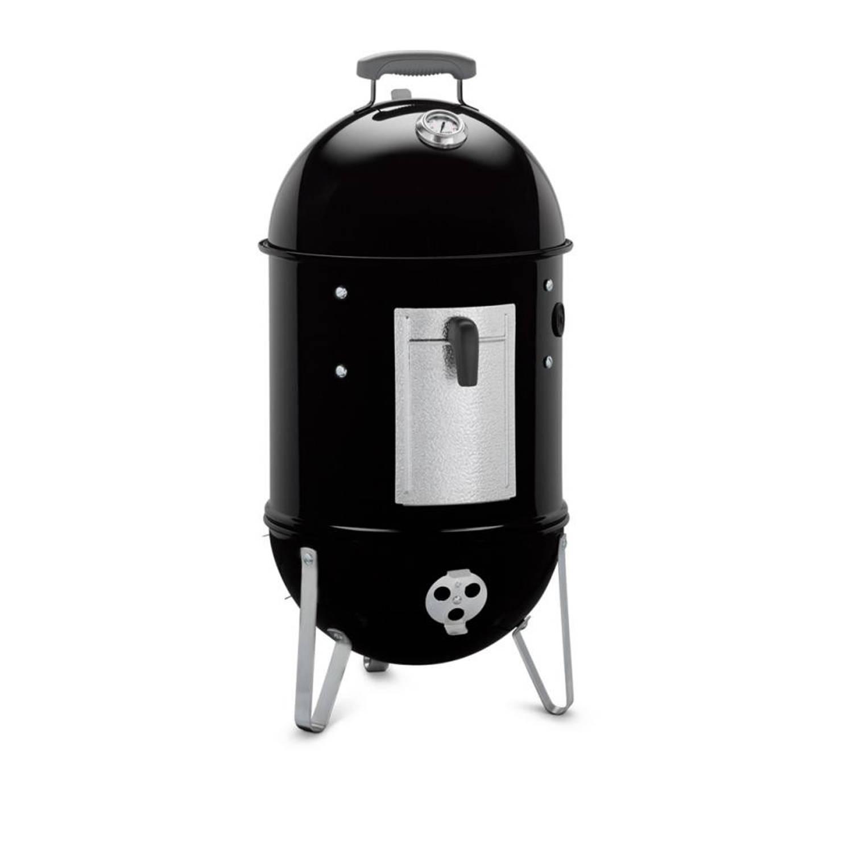 Weber Smokey Mountain Cooker Houtskoolbarbecue ø 37 Cm Zwart