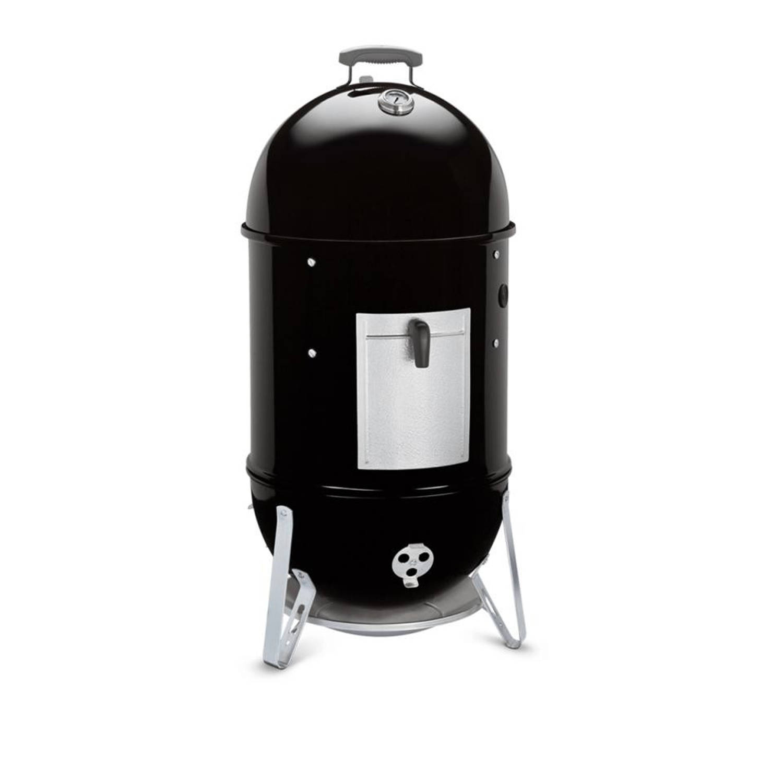 Weber Smokey Mountain Cooker Houtskoolbarbecue ø 47 Cm Zwart