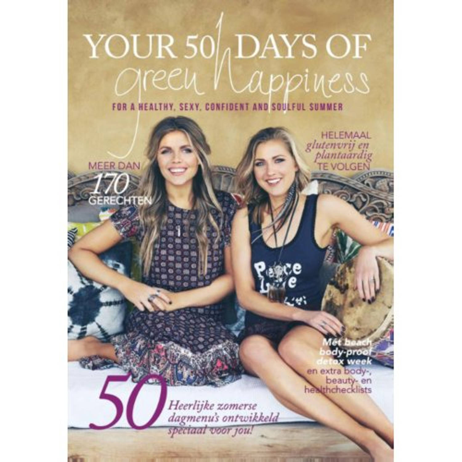 Korting Your 50 Days Of Green Happiness Your 50 Days Of