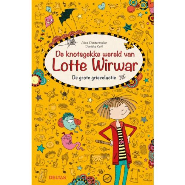 De Grote Griezelactie - Lotte Wirwar