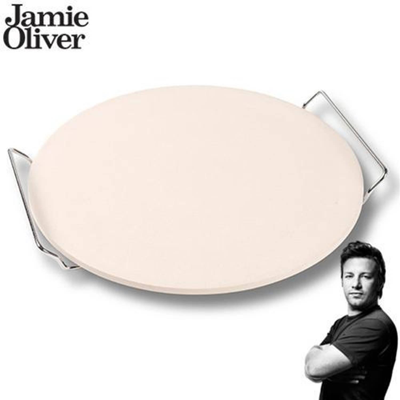 Korting Pizzasteen, 33cm Jamie Oliver