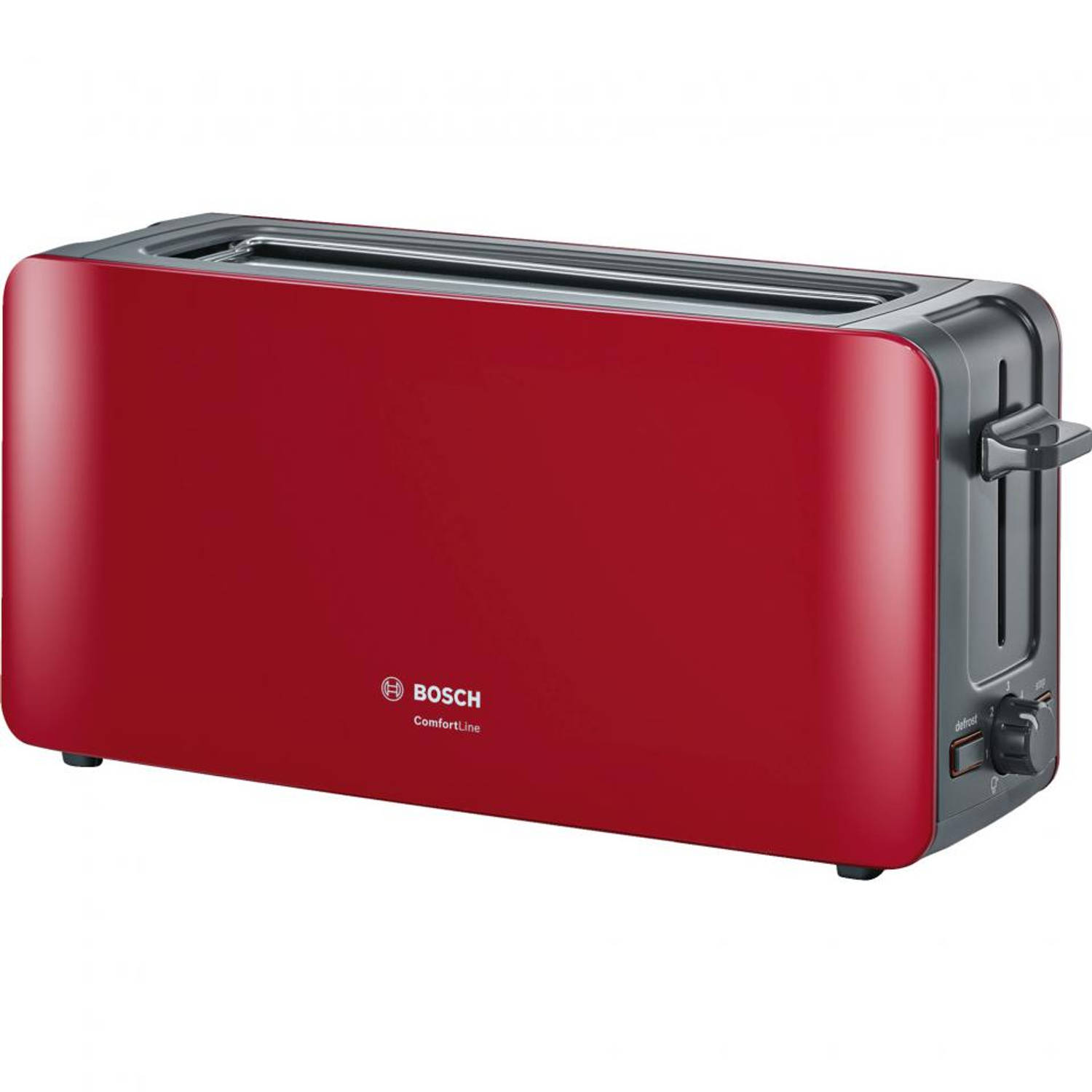 Bosch broodrooster - TAT6A004 - rood